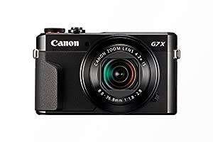 Canon Digitalkamera PowerShot G7 X Mark II (Med Vikbar Skärm, 20,1 MP, 4,2x Optisk Zoom 7,5 cm LCD-skärm, Pekskärmar)