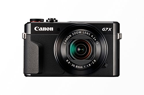 Canon PowerShot G7 X Mark II - Cámara digital compacta de 20.1 MP ...