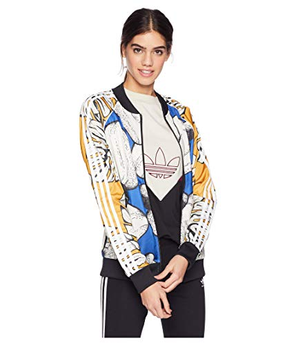 adidas Originals Women's SST Track Jacket Multicolor Small