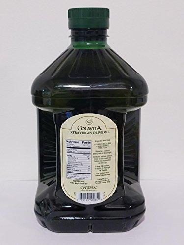 Colavita Extra Virgin Olive Oil (3 Liter), 101.4 fl ounce by Colavita (Image #2)