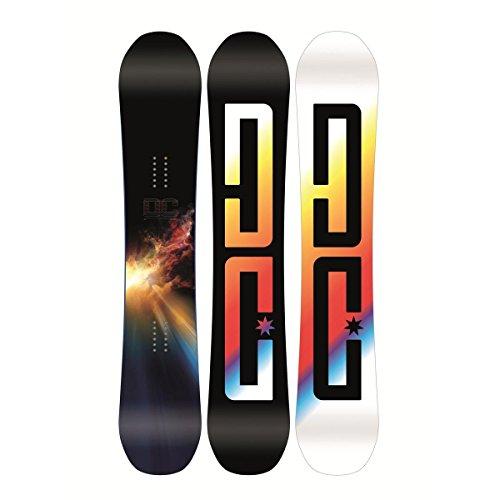 DC Men's Ply Snowboard, Multicolor, 153