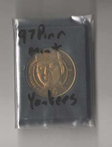 - 1997 Pinnacle Mint Coins NEW YORK YANKEES