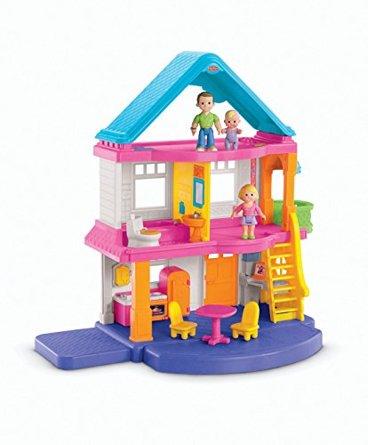 Fisher-Price My First Dollhouse Playset by Fisher-Price