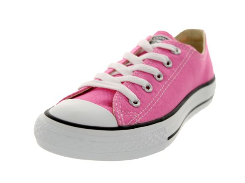 Converse Clothing & Apparel Chuck Taylor All Star Low Top Kids Sneaker Pink 32