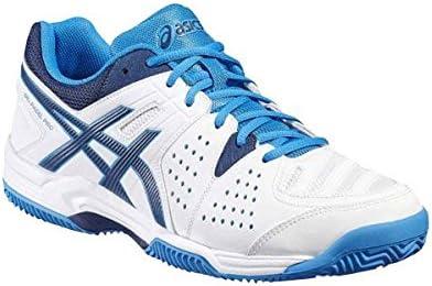 zapatillas asics gel padel pro 3 sg azul blanco opiniones