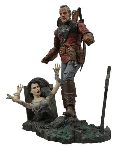 Diamond Select Toys Universal Monsters Select: Van Helsing Action Figure