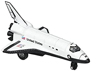 """5"""" Diecast Pullback Space Shuttle"""