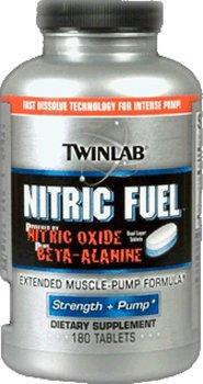 Fuel Twinlab nitrique, Strenght +