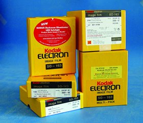 Kodak So-163 Film 6.5x9 cm, 1000/CS by Electron Microscopy Sciences