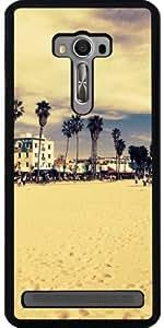 Funda para Asus Zenfone Selfie (ZD551KL) - Tramo De Venecia by Tara Yarte Photography & Design