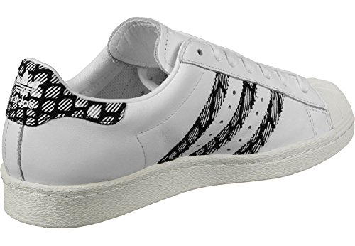adidas Damen Superstar 80s Schuhe