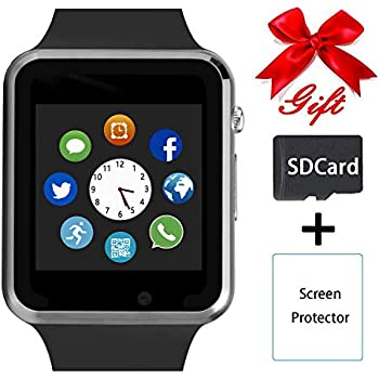 Amazon.com: Oak Waterproof Fitness Smart Watch with ...