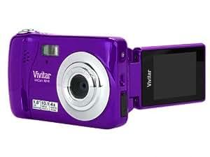 Vivitar ViviCam X018 - Grape (VX018-GRP)