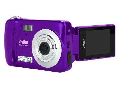 Vivitar ViviCam X018 - Grape