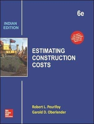 Estimating Construction Costs (6th Edition)
