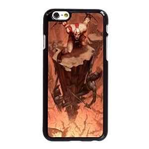 K4N64 dios de la guerra de funda iPhone A3B0ST 6 4.7 pufunda LGadas funda caja del teléfono celular cubre XE4NPM0MF negro