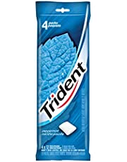 Trident Peppermint Gum 4 Count (Pack of 1)