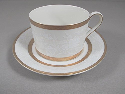 Mikasa China ANTIQUE LACE Cup and Saucer Set
