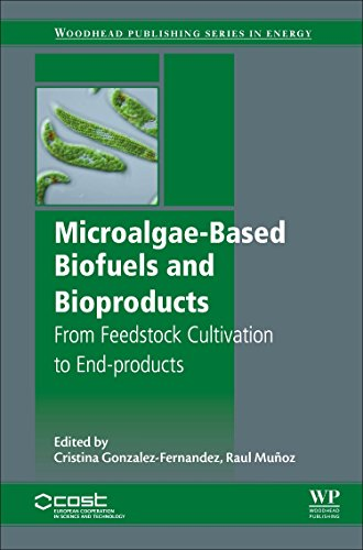 Microalgae-Based Biofuels and Bioproducts: From Feedstock Cultivation to End-Products (Woodhead Publishing Series in Energy)