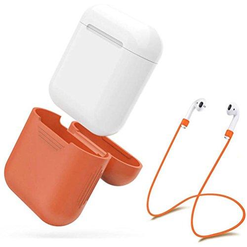 Ecurson Silicone Protective Cover Case + Wire Anti Lost F...