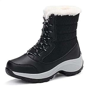 Amazon.com: HeroStore Winter Shoes Women Snow Boots Women