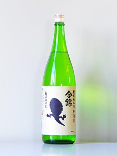 今錦 おたまじゃくし 特別純米 無濾過生原酒 長野県産 1800ml