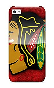 Cute Tpu RobertWRay Chicago Blackhawks (116) Case Cover For Iphone 5c