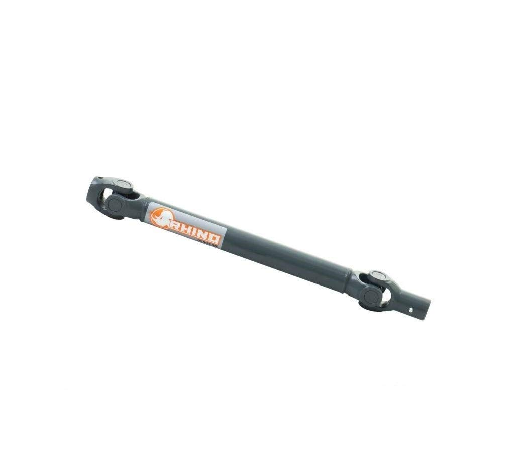 SuperATV U Series Heavy Duty Rhino Driveline Prop Shaft for Polaris RZR 800 (2011-2014) - FRONT - Made With 4130 Chromoly by SuperATV.com