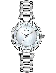 Bulova Womens 96L185 Bracelet Watch