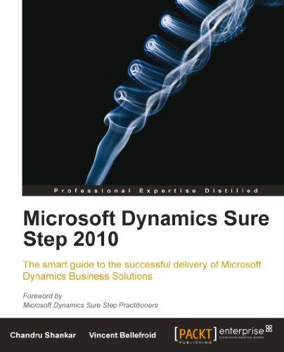 Microsoft Dynamics Sure Step 2010 Pdf