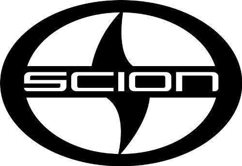 scion window decal - 1