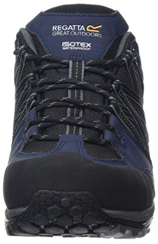 Chaussures Regatta De Low Homme Randonnée nvybl Bleu Samaris Basses granit xH7HrPEw
