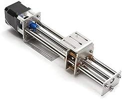 SenQing CNC Z Eje Mini Slide Stroke Etapa Lineal de 150 mm de Movimiento Lineal de 3 Ejes máquina de Grabado Productos de Transmisión de Potencia: Amazon.es: Hogar