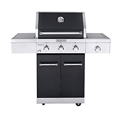 Amazon.com : KitchenAid 720-0953A Full-Size Propane Gas Grill, Slate on real stainless steel grills, george foreman grills, diamond cut grills, lynx grills, sunbeam grills, walmart grills, weber grills, home depot grills, kitchen stoves with grills, top rated stainless steel grills, char-broil grills, sears grills, sam's club gas grills, stainless steel gas barbecue grills, commercial flat top grills, amazon bbq grills, lodge grills, viking grills, amana grills, broil king grills,