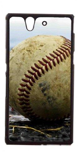HeartCase Hard Case for Sony Xperia Z L36h ( Baseball )