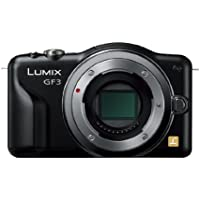 Panasonic 12.1MP SLR Lumix Camera [International Version, No Warranty]