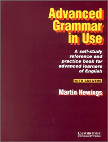 Advanced Grammar in Use With Answers Klett edition: A Self-Study ...