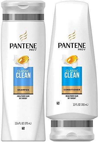 Pantene Pro-V Classic DUO Set, Classic Clean Shampoo + Class