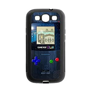 Gameboy Color Protective Gel Rubber Back Fits Cover Case for SamSung Galaxy S3