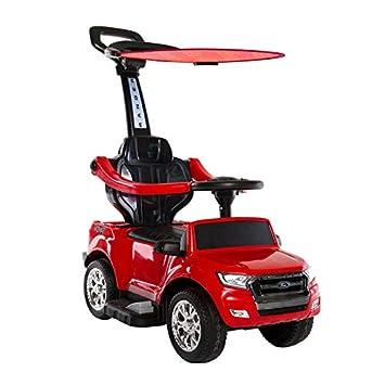 ATAA Correpasillos Ford Ranger 6v - Rojo - Coche eléctricos para ...
