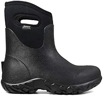 Image of BOGS Men's Workman Mid Composite Toe Construction Boot Fire & Safety Boots