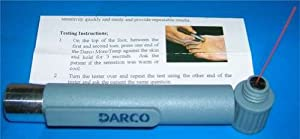 Darco MonoTemp Sensitivity Test W/ Monofilament Distal Symmetric Polyneuropathy Diagnostic Tool