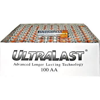 Amazon.com: NABC UltraLast ULA100AAB AA Size General