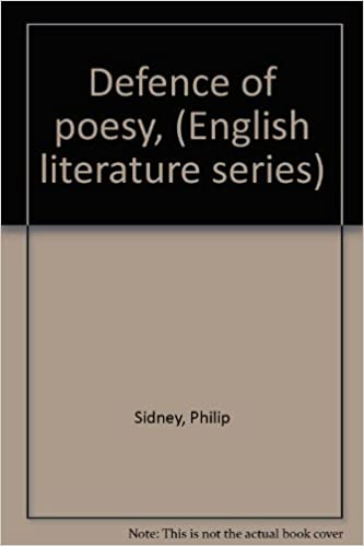 sidney defence of poesy