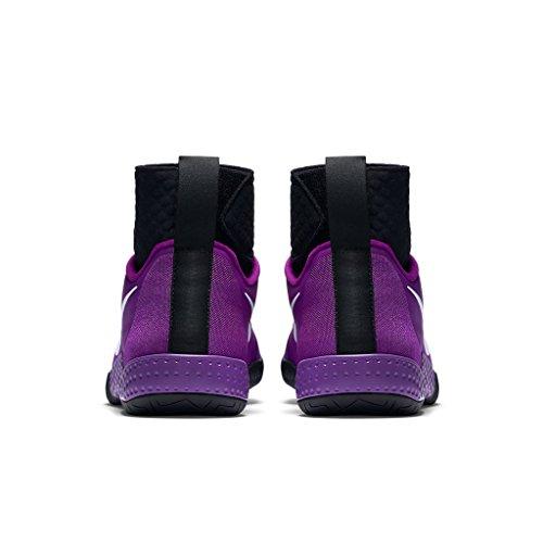 Nike Flare, Zapatillas de Tenis para Mujer Morado (Hyper Violet / White-Blk-Drk Gry)