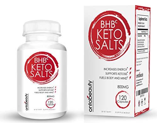 Keto Diet Pills Fat Burner Bhb Exogenous Ketones For Weight Loss