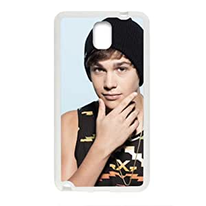 Happy austin mahone Phone Case for Samsung Galaxy Note3