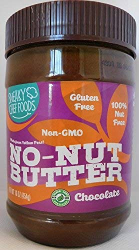 The Sneaky Chef No-Nut Butter Chocolate, 16 Ounce