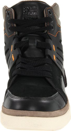 Puma Bharrington Midi Sneaker Zwart / Demitasse Bruin
