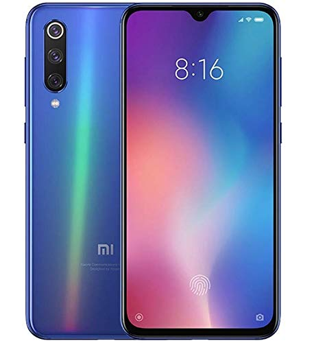 Xiaomi Mi 9 SE Unlocked 6GB/128GB Dual Sim 4G LTE Phone International Global Version, No Warranty (Black)
